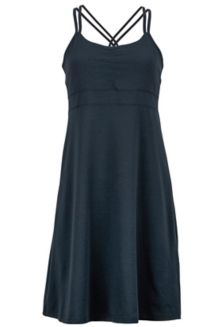 Wm's Gwen Dress, Black, medium