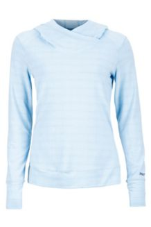Wm's Tallac Hoody, Blue Bell, medium