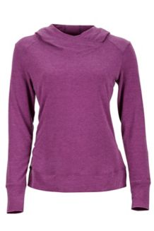 Wm's Tallac Hoody, Bright Fuchsia, medium