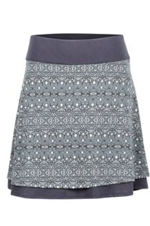 Wm's Samantha Skirt, Dark Charcoal Sage, medium