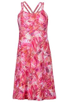 Wm's Taryn Dress, Sangria Florence, medium