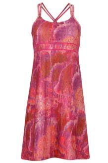 Wm's Taryn Dress, Neon Berry Day Dream, medium