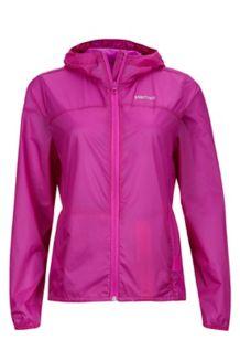 Wm's Air Lite Jacket, Neon Berry, medium