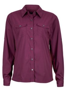 Wm's Annika LS, Dark Purple, medium