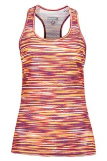 Wm's Intensity Tank, Deep Plum Sprint, medium