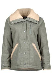 Wm's Rangeview Jacket, Beetle Green, medium