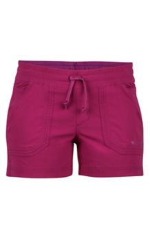 Wm's Harper Short, Deep Plum, medium