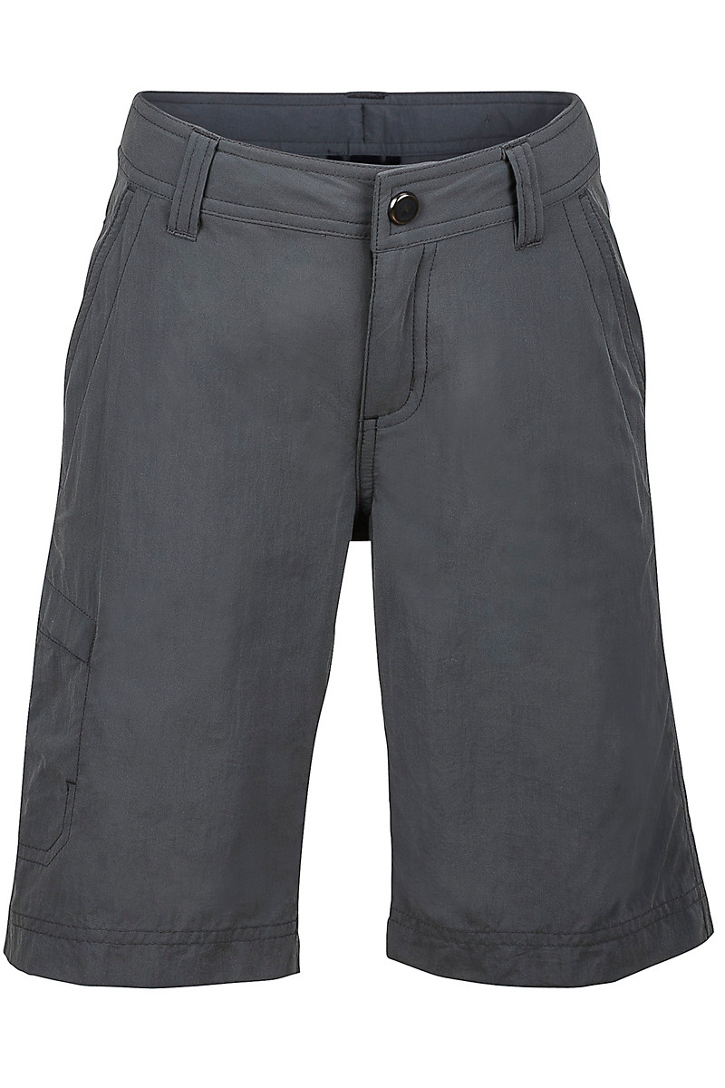 Boy's Cruz Short, Slate Grey, large
