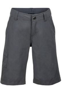 Boy's Cruz Short, Slate Grey, medium