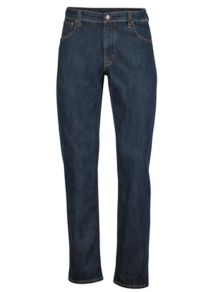 Pipeline Jean Relax Fit Short, Dark Indigo, medium