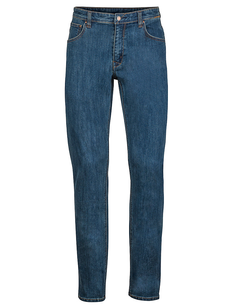 Pipeline Jean Reg Fit Long, Vintage Blue, large