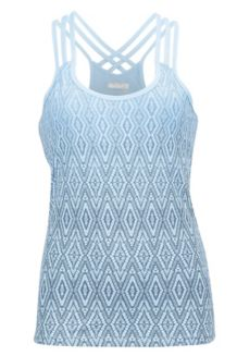 Wm's Vogue Tank, Monsoon Weave, medium