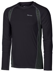 Interval LS, Black/Slate Grey, medium