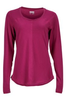Wm's Molly LS, Magenta, medium