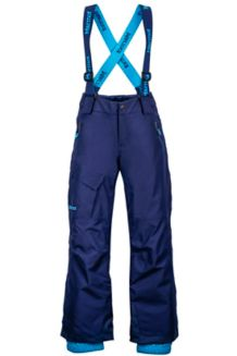 Boy's Edge Insulated Pant, Arctic Navy, medium
