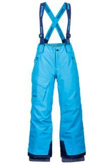 Boy's Edge Insulated Pant, Bahama Blue, medium