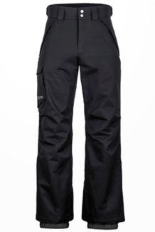 Motion Insulated Pant, Black, medium