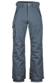 Motion Insulated Pant, Steel Onyx, medium