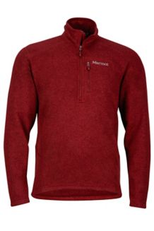 Drop Line 1/2 Zip, Port, medium