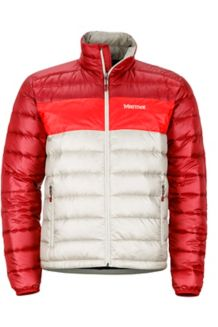 Ares Jacket, Pebble/Brick, medium