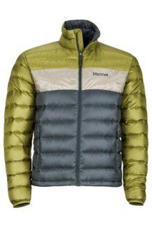 Ares Jacket, Dark Spruce/Cilantro, medium
