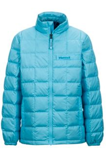 Boy's Ajax Jacket, Bluefish, medium