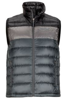Ares Vest, Slate Grey/Black, medium