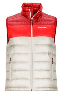 Ares Vest, Pebble/Brick, medium