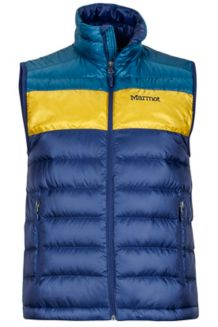Ares Vest, Arctic Navy/Denim, medium