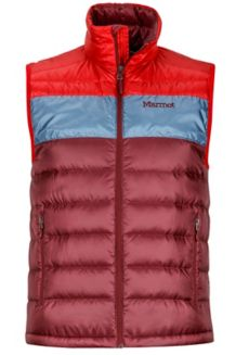 Ares Vest, Port/Team Red, medium