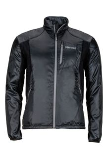 Isotherm Jacket, Black, medium