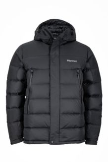 Mountain Down Jacket, Black, medium