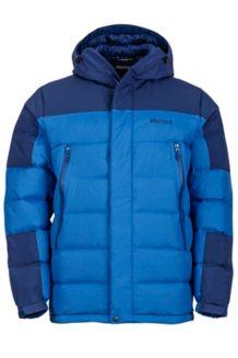Mountain Down Jacket, Dark Cerulean/Arctic Navy, medium