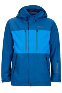 Sugarbush Jacket, Dark Cerulean/Clear Blue, medium