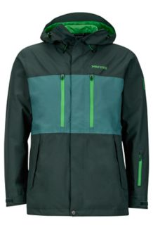 Sugarbush Jacket, Dark Spruce/Mallard Green, medium