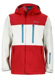 Sugarbush Jacket, Brick/Pebble, medium