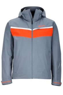 Paragon Jacket, Steel Onyx/Mars Orange, medium