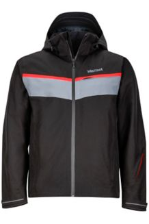 Paragon Jacket, Black/Steel Onyx, medium