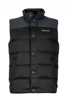 Fordham Vest, Black, medium
