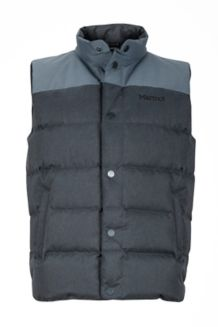 Fordham Vest, Steel Onyx, medium