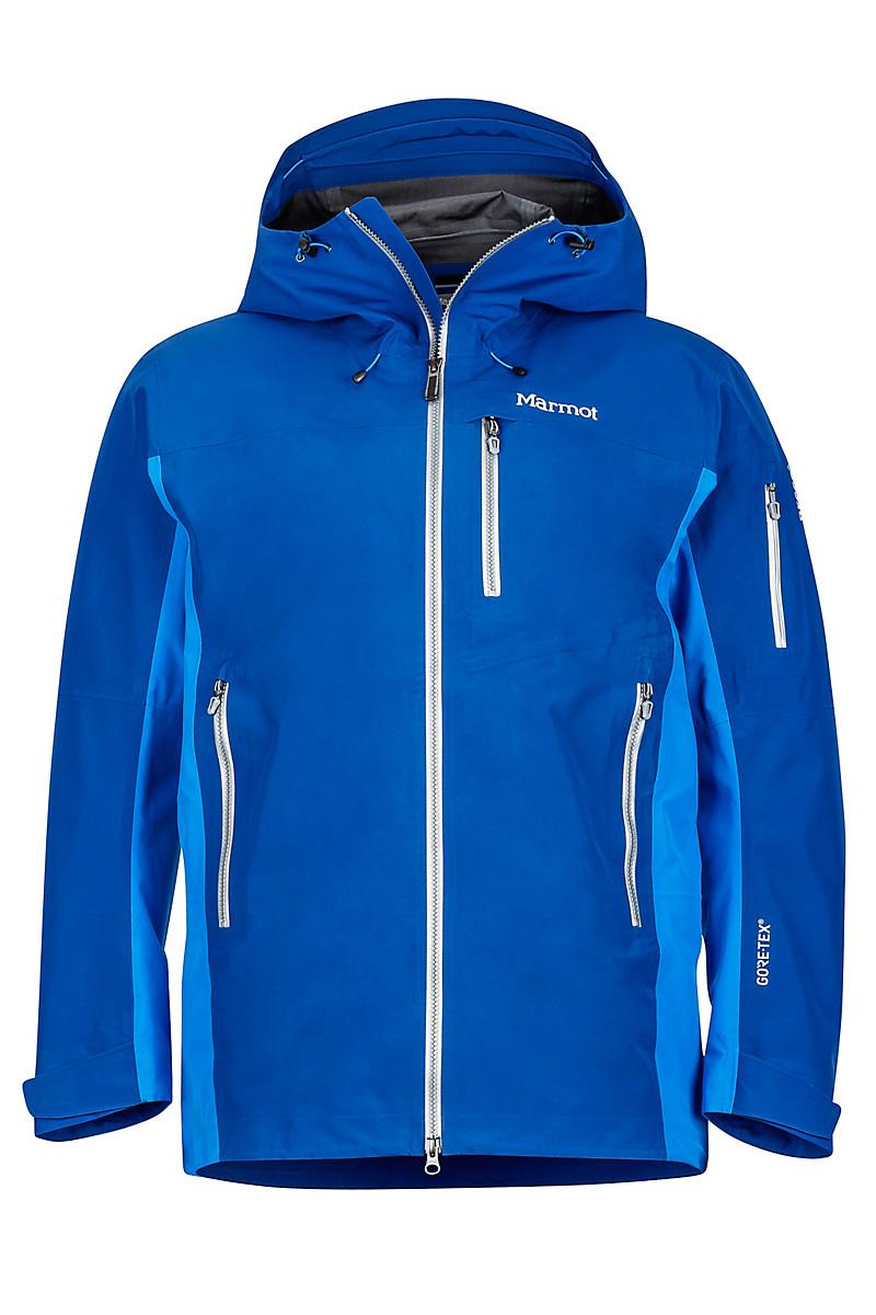 La Meije Jacket, Dark Cerulean/Clear Blue, large
