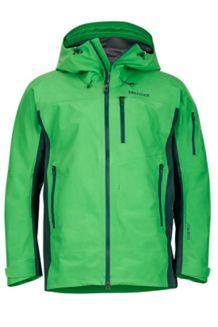 La Meije Jacket, Lucky Green/Dark Spruce, medium