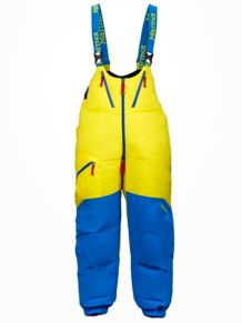 8000M Pant, Acid Yellow/Cobalt Blue, medium