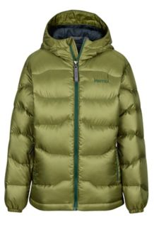 Boy's Ama Dablam Jacket, Cedar, medium