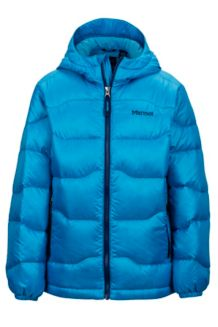 Boy's Ama Dablam Jacket, Bahama Blue, medium