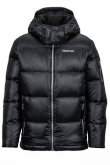 Boy's Stockholm Jacket, Black, medium