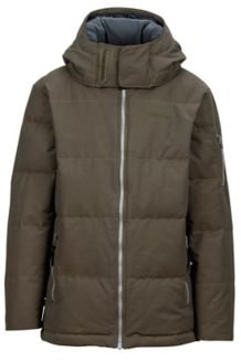 Boy's Vancouver Jacket, Deep Olive, medium