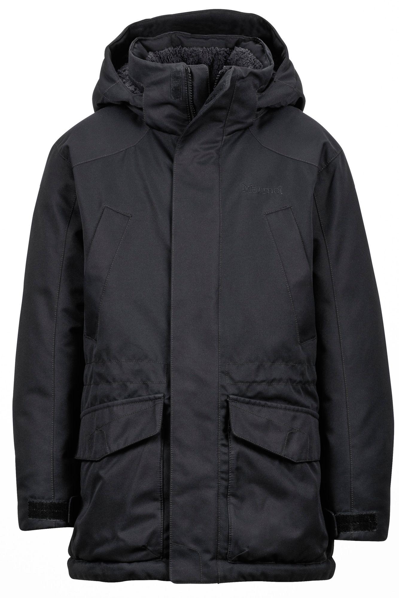 Kids black coat