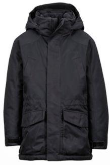 Boy's Bridgeport Jacket, Black, medium