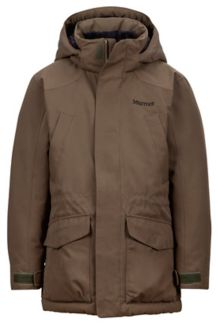 Boy's Bridgeport Jacket, Deep Olive, medium